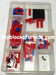Building blocks making tips: blocks arrangement
