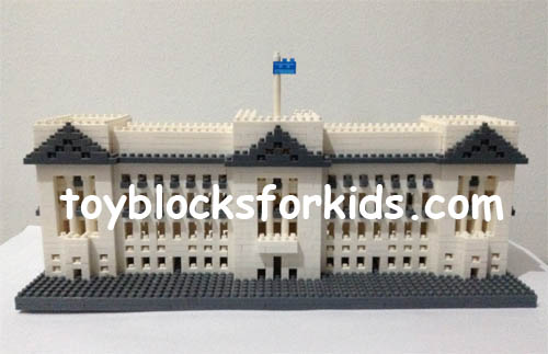 Nano building blocks