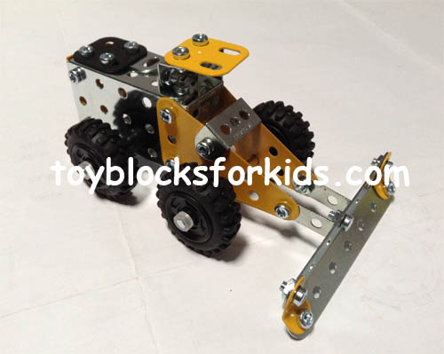Loader erector sets