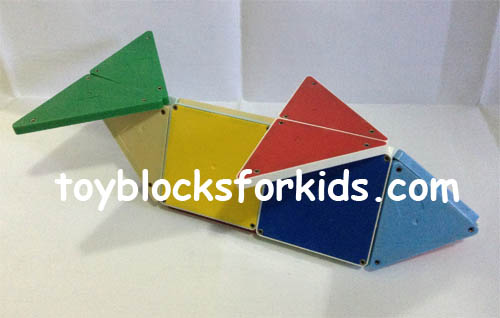 Airplane blocks